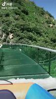 凤凰谷玻璃水滑 夏日清爽好去处
