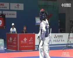 二青会跆拳道(俱乐部组)男子44公斤决赛
