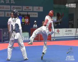 二青会跆拳道(俱乐部组)男子55公斤决赛