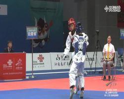 二青会跆拳道(俱乐部组)男子44公斤级决赛