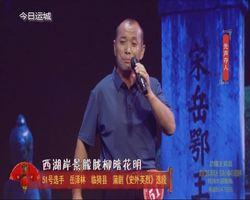 岳泽林 蒲剧《史外英烈》选段